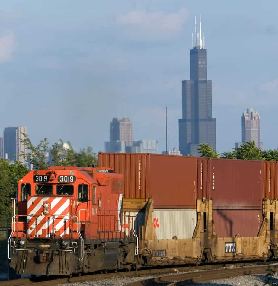 Logistics Support Chicago to Wisconsin Transport